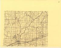 Map Image 023, Fayette County 1979
